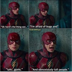 Did you guys like The Flash in Justice League? I thought they made him seem so weak 🙁 C: Did you guys like The Flash in Justice League? I thought they made him seem so weak 🙁 C: Batman Comics, Dc Comics, Gotham Batman, Batman Art, Batman Robin, Justice League Funny, Superhero Memes, Ezra Miller, Dc Memes