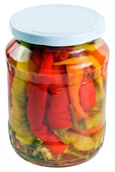 Escabeche de Chiles y Verduras Lupis