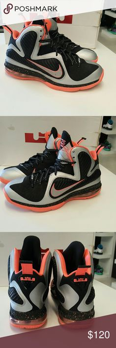 Online Cheap Nike Lebron 9 469764 300 Griffey Green Abyss White