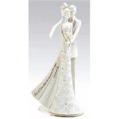 Topo De Bolo - Porcelana - Noivinhos - Casamento - R$ 199,99 no MercadoLivre
