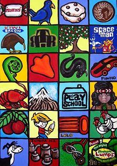 Super Maori Art For Kids Crafts New Zealand Ideas Art Maori, Art For Kids, Crafts For Kids, Kids Fun, Pop Art Wallpaper, New Zealand Art, Nz Art, Kiwiana, Collaborative Art
