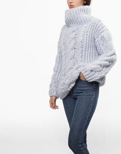 #BLACKFRIDAYGANG - River Night Sweater by Wool and the Gang