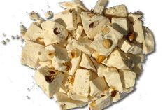 Domácí italsko – turecký med Pavlova, Fudge, Feta, Caramel, Snack Recipes, Food And Drink, Chips, Sweets, Candy