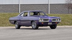 1970 Dodge Super Bee V-Code 440 Six Pack, Plum Crazy  4-Speed ♥
