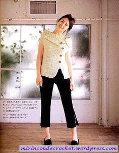 Moderno y super facil…..!!!!!! | Mi Rincon de Crochet