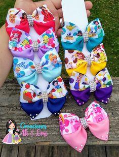 Fabric Hair Bows, Diy Hair Bows, Diy Bow, Bow Hair Clips, Baby Girl Bows, Girls Bows, Homemade Bows, Hair Bow Tutorial, Boutique Hair Bows