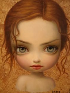 - Maple Tree Nymph, Mark Ryden.