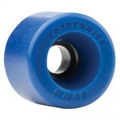 e32a80673 Kryptonics Star Trac (Blue) Longboard Wheels