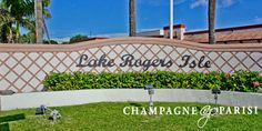 Boca Raton Real Estate - Lake Rogers Isles Homes for Sale