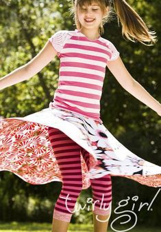 451e46db174 This beautiful dress for girls is twirly and reversible. Spin away to your  next fashion