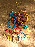 Beads for Life - fair-trade organization that teaches entrepreneurial skills to poor women