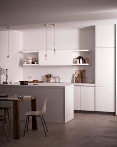 bulthaup b3 keuken realisatie door b metropool photo bulthaup belux kitchen. Black Bedroom Furniture Sets. Home Design Ideas
