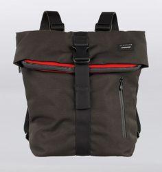 Crumpler The Cut Of Horror iPad Backpack - Gun Metal