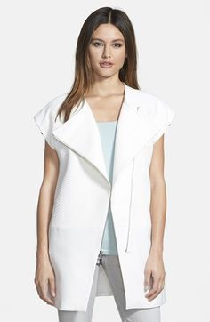 Elie Tahari 'Prado' Vest available at #Nordstrom