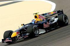 Robert Doornbos - Red Bull F1 - Bahrain