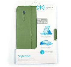New Speck StyleFolio iPad mini 1 2 3 Case Leather Flip Shell 360' Cover Stand  | eBay