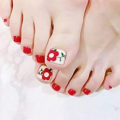 Semi-permanent varnish, false nails, patches: which manicure to choose? - My Nails Pedicure Designs, Toe Nail Designs, Summer Toe Nails, Super Nails, Toe Nail Art, Nail Decorations, Nail Art Hacks, Press On Nails, French Nails