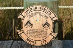 Military Carved Plaque Marine Corps Army by CoastalGlassAndMill, $45.00