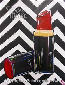 Red Lipstick | 8/24/2012 - Hammond, LA