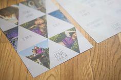 10 ideas de invitaciones de boda modernas (fotos)