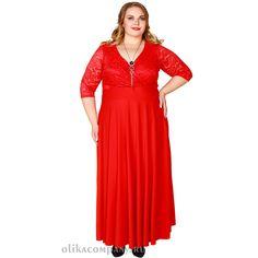 Платье Шарлин 002 красное Размеры 52-66 Цена 5600 руб Быстрая доставка, оплата при получении. Производство Россия, Санкт-Петербург