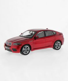 Look at this Red Remote Control BMW X6M on #zulily today!