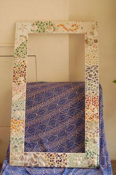 cornice di mosaico