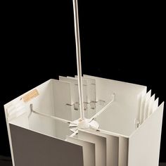 Pendant lights designed by Heikki Turunen (Stockmann-Orno).