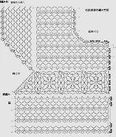 Chaleco Crochet patrones B