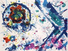 Sam Francis, 'Untitled', 1987, Dallas Museum of Art | Artsy