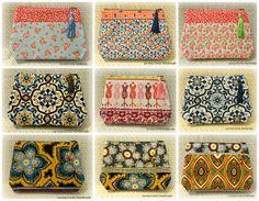 Necessaires by Laranja Limão Handmade