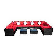 Best Outdoor Black Wicker Furniture and Black Rattan Furniture! We have a huge variety of black wicker porch swings, sofa sets, sectional sofas, rocking chairs, love seats, and more. Wicker Rocker, Wicker Ottoman, Wicker Coffee Table, Wicker Dining Set, Wicker Couch, Wicker Chairs, Dining Sets, Wicker Porch Swing, Porch Swings