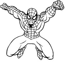 14 En Iyi Spiderman Coloring Pages Goruntusu Orumcek Adam Cizim