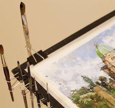 Art Tools of Marc Holmes | Parka Blogs