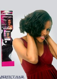 Body Waves Hair Extension by www.perfecthair.com/gallery