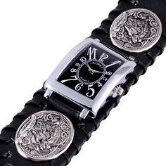 $8.99 (Buy here: https://alitems.com/g/1e8d114494ebda23ff8b16525dc3e8/?i=5&ulp=https%3A%2F%2Fwww.aliexpress.com%2Fitem%2FFashion-Black-Leather-Punk-Rock-Gothic-Wolf-Band-Quartz-Wrist-Watch-Men-s-Pendant-Gift-D0513%2F2051992231.html ) Punk Rock Gothic Black Leather Quartz Wrist Watch Game of Thrones Wolf Design Fashion Gift For Men Women Free Shipping for just $8.99