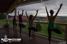 Enjoy indoor or outdoor practice space at this gorgeous Colorado vacation rental by owner!  Yoga has never been so inspiring.