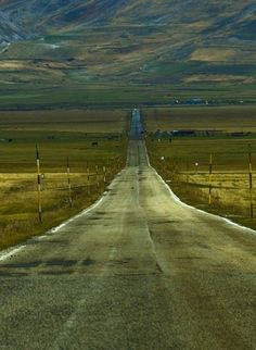 back country roads