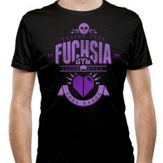 Fuchsia City Gym - Apparel