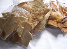 Pão Crocante (Lavash Crackers)
