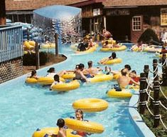 Water Slide World - Slides & Attractions (only open until Labor Day though)