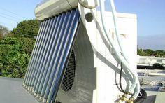 Aire acondicionado 100% ecológico, funciona con energia solar