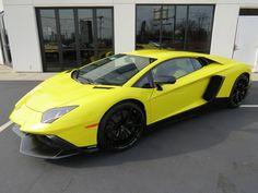 2014 Lamborghini Aventador LP720-4 50° Anniv. Start Up, Exhaust, Test Dr...