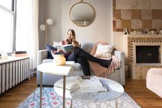 Lauren has been living in her 325-square-foot apartment on the Upper East Side for a little over 10 months.