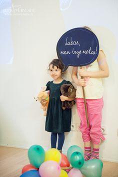Speech bubble birthday photo prop + (tips)