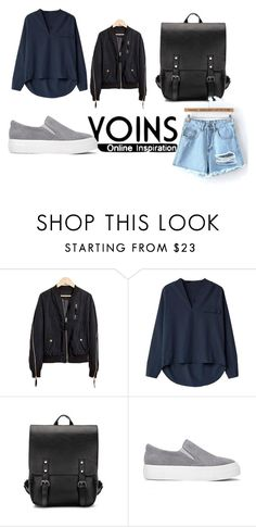 """""""Untitled #28"""" by mubinaaaa ❤ liked on Polyvore featuring yoins"""
