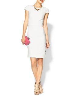 Calvin Klein Cap Sleeve Dress | Piperlime
