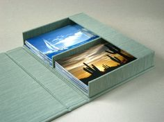 Photo Album Box. via Etsy.