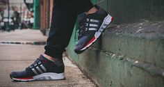 6a414539af9f adidas Originals  latest iteration of the EQT Support 93 takes its  inspiration from the  Boston Super  sneaker that debuted at the Boston Marathon  in