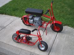 Tom Thumb Minibike